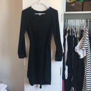 🌿Flattering Black Dress